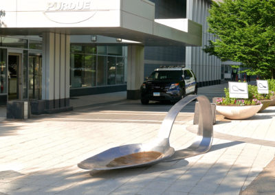 The Spoon at Purdue HQ